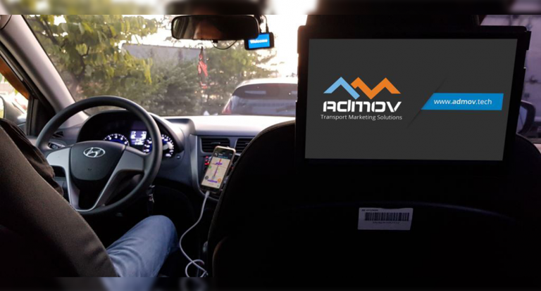 Transport ad startup taps Lenovo to revolutionize commuter experience