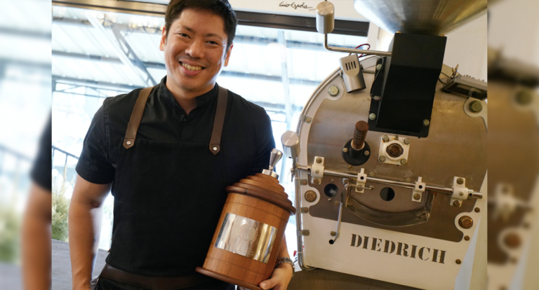 PH barista champion builds a coffee school for Filipinos