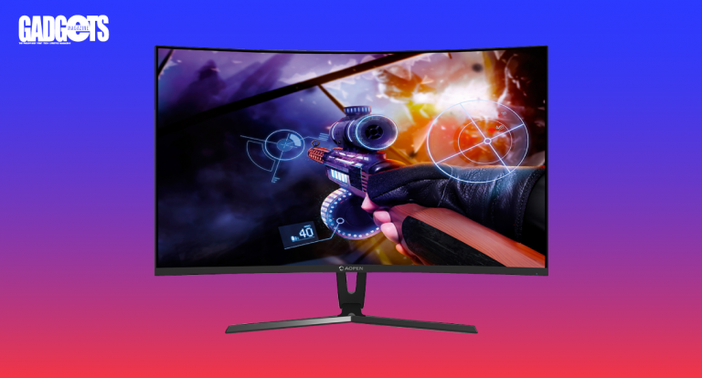 Quick Look: AOPEN Curved Monitor