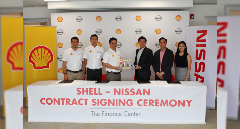 Nissan Philippines and Shell Fuels unite to deliver exciting customer initiatives