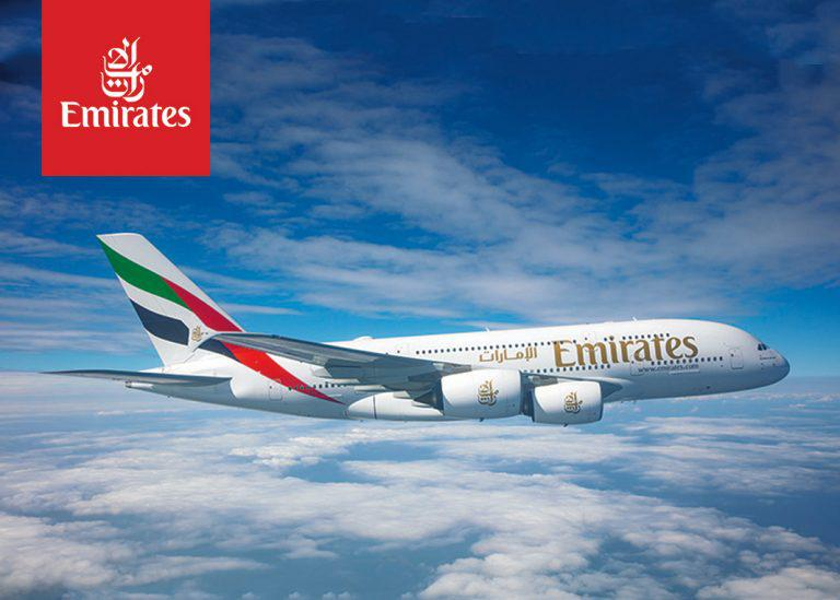 Experience five-star travel aboard the Emirates A380
