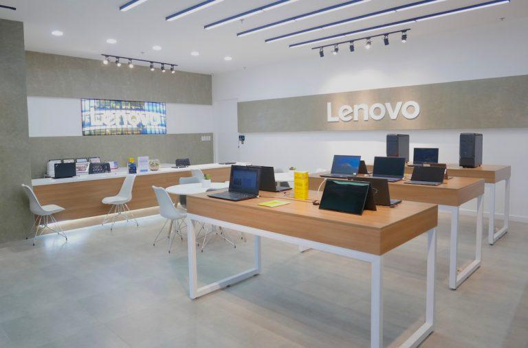 Lenovo opens first exclusive service center in PH