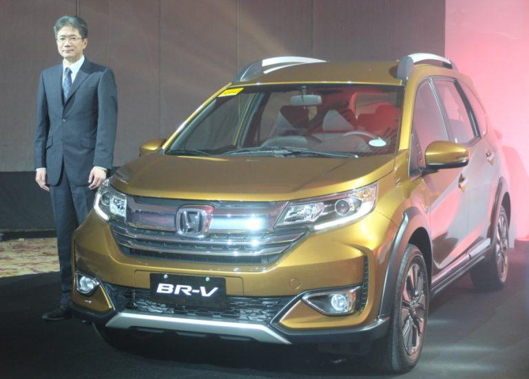 Honda Cars Phils. unveils the refreshed BR-V