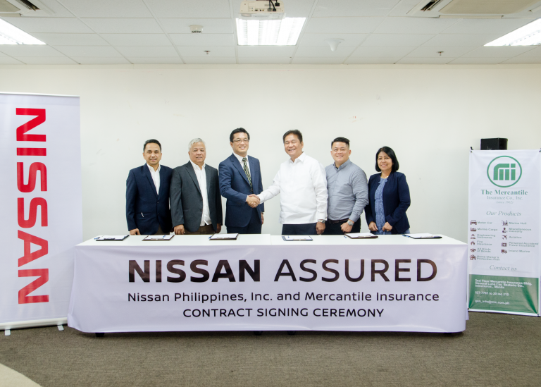 Nissan Philippines gives customers dependable insurance coverage with new Nissan Assured Program