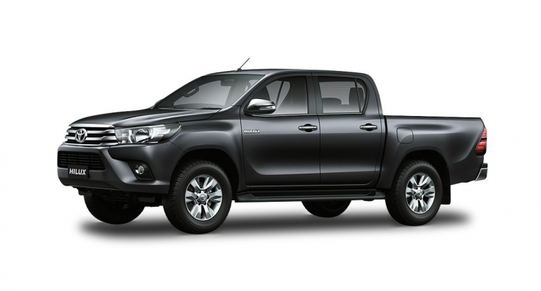 Toyota Hilux continues to lead Philippine pickup segment