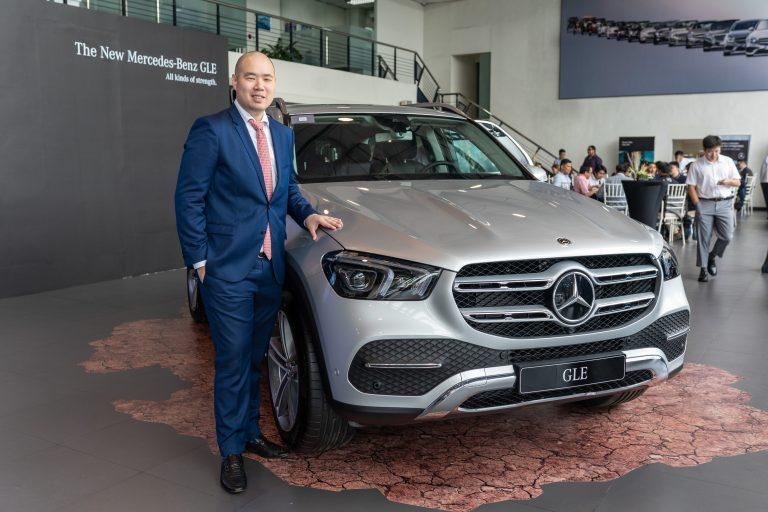 The new Mercedes Benz GLE: an SUV trendsetter completely reconceived