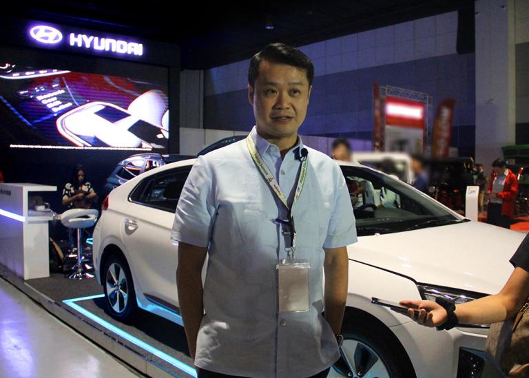 Hyundai PH president throws full support behind EVs