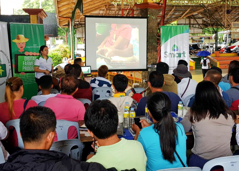Youth, digital tools to help grow PH agriculture