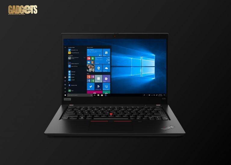Quick Look: ThinkPad X390