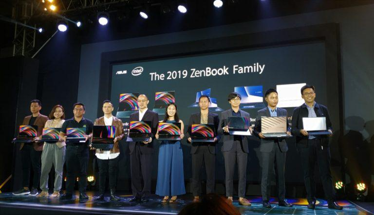 Asus launches new Zenbooks and Studiobooks