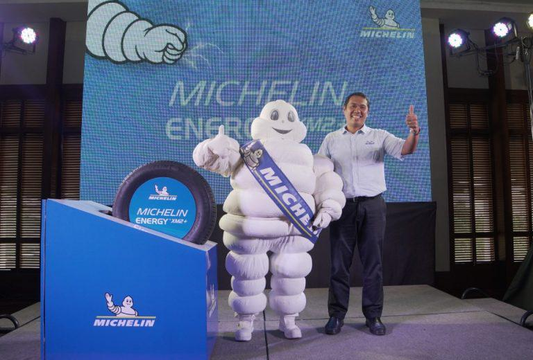 Michelin introduces 'Michelin Energy XM2+' tires for small and mid-size passenger cars.
