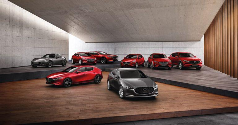 Test drive the all-new Mazda 3 at the Mazda Premium Experience this weekend
