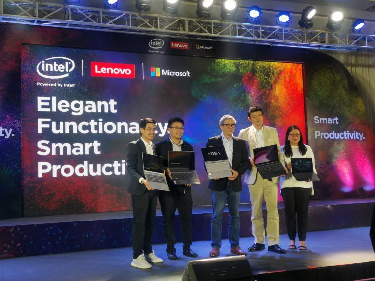 Lenovo aims to boost productivity with its latest device lineup