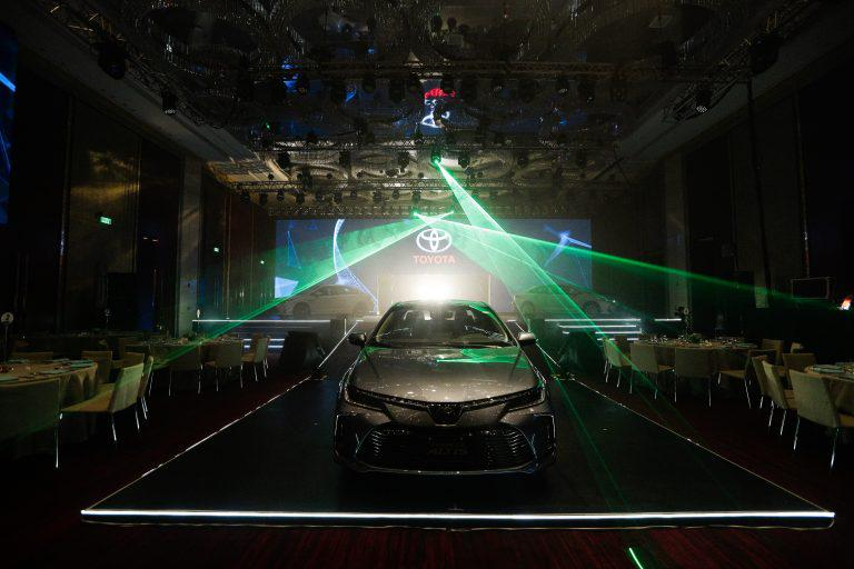 Toyota finally releases the All-New Corolla Altis