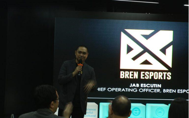 Bren Esports opens new HQ in Makati