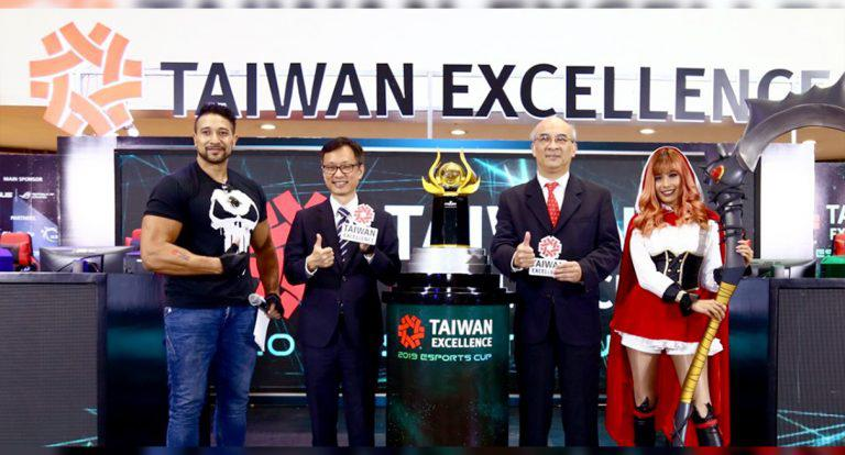 Bren Esports and CX Blanc win big at 2019 Taiwan Excellence eSports Cup