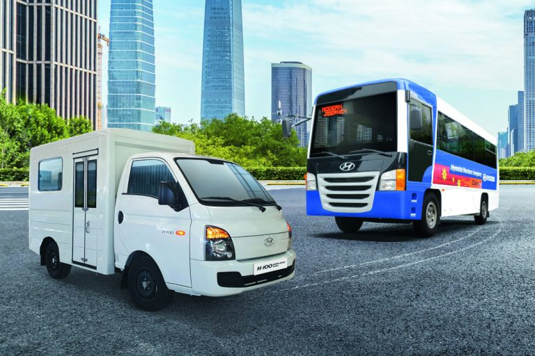 Hyundai's LCV & CV businesses grow by combined 12% in 1st 9 months