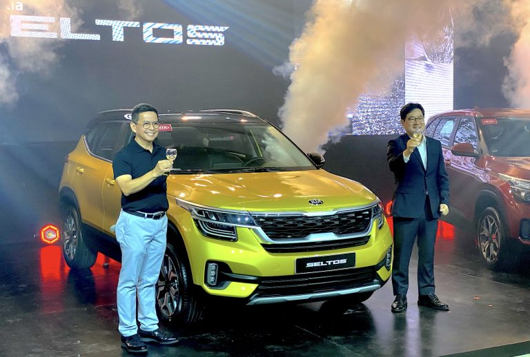Philippine debut of Kia Seltos is first in Asia