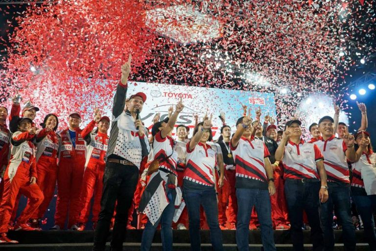 Toyota ends 2019 Vios Racing Festival with a bang