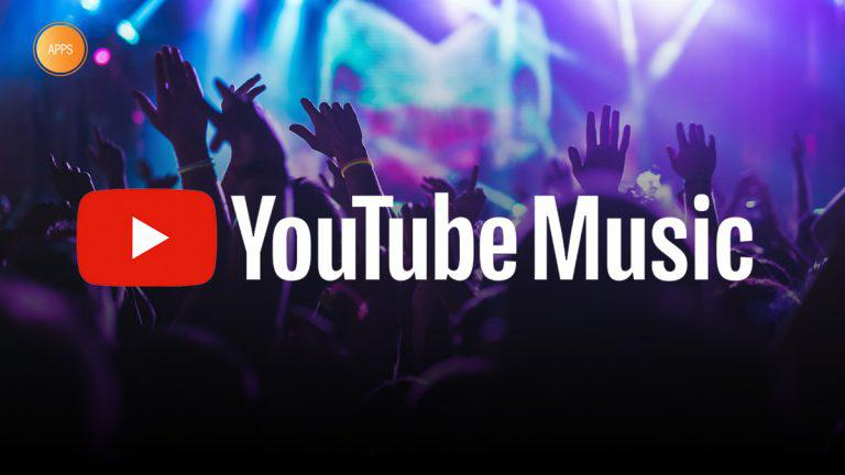 Apps: YouTube Music