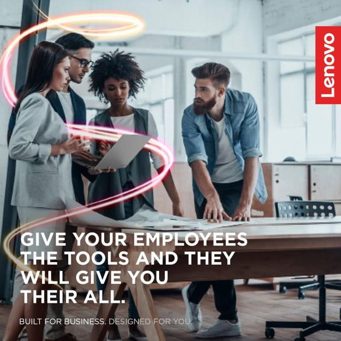 Asia's small businesses face disconnect with employee tech expectations – Lenovo Study