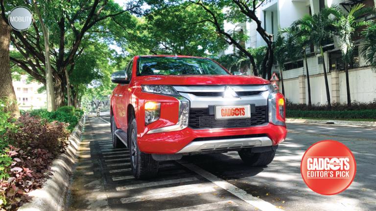 Test Drive: Mitsubishi Strada GLX Plus AT