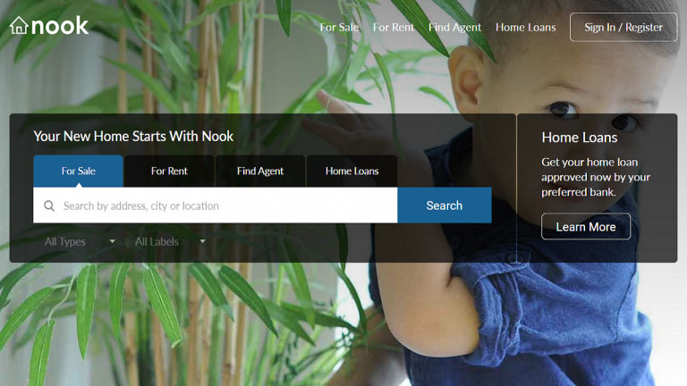 Online mortgage broker Nook rolls out in the Philippines