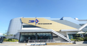 Port of Cagayan De OroA key transportation gateway to and from Mindanao, the Port of Cagayan de Oro serves over 1.2 million passengers a year.