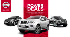 Nissan Power Deals