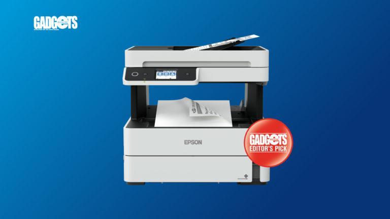 Reviewed: EPSON M3170 4-in-1 Multi-Function Printer