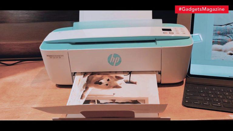 Reviewed: HP Deskjet Ink Advantage 3776 All-In-One Printer