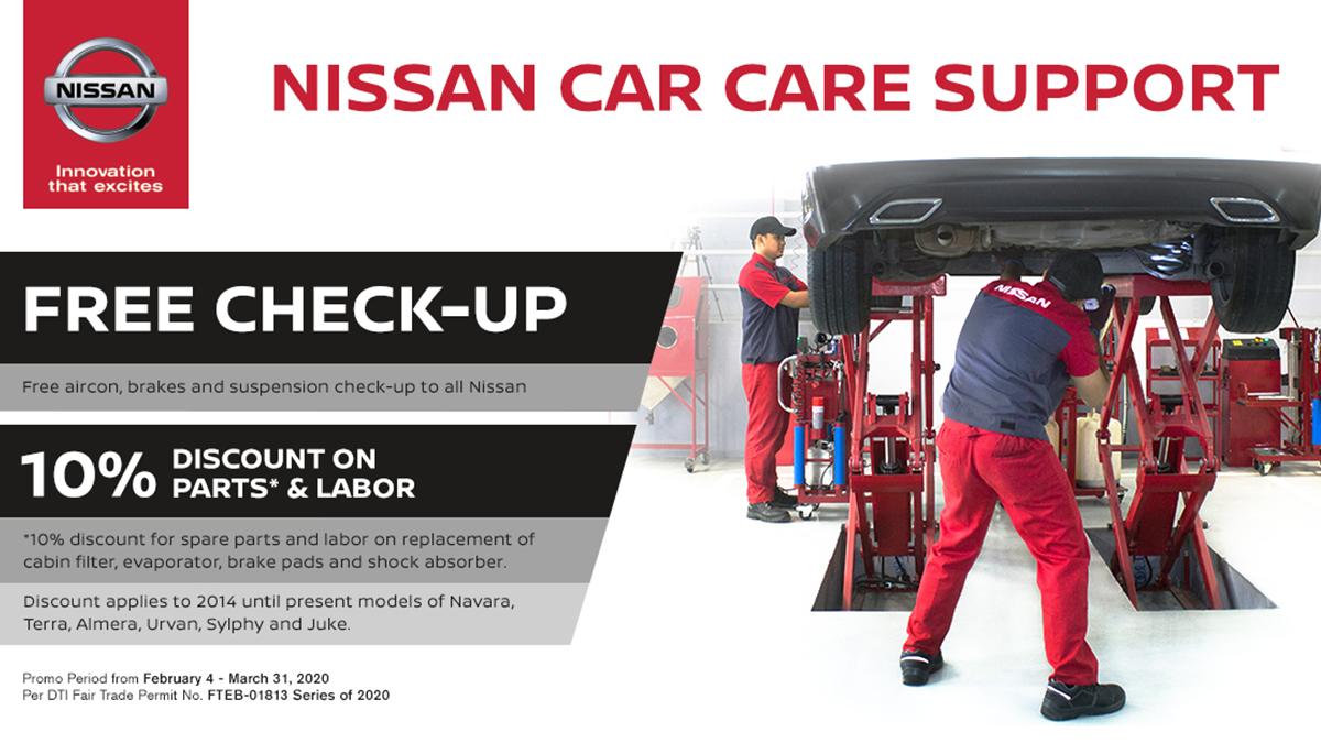 Nissan Car Care