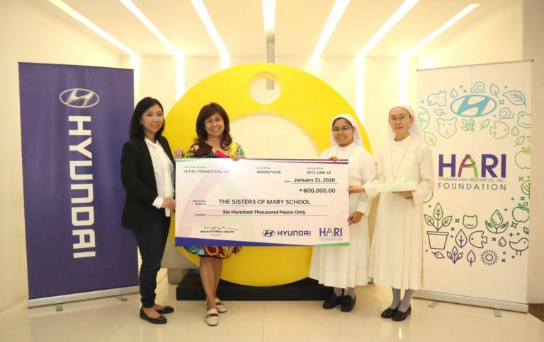 HARI Foundation partners with Sisters of Mary Schools