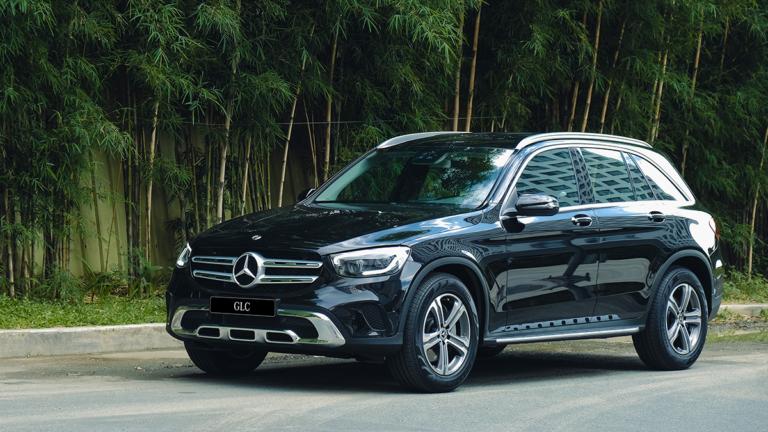 Enjoy summer adventures with the Mercedes-Benz GLC