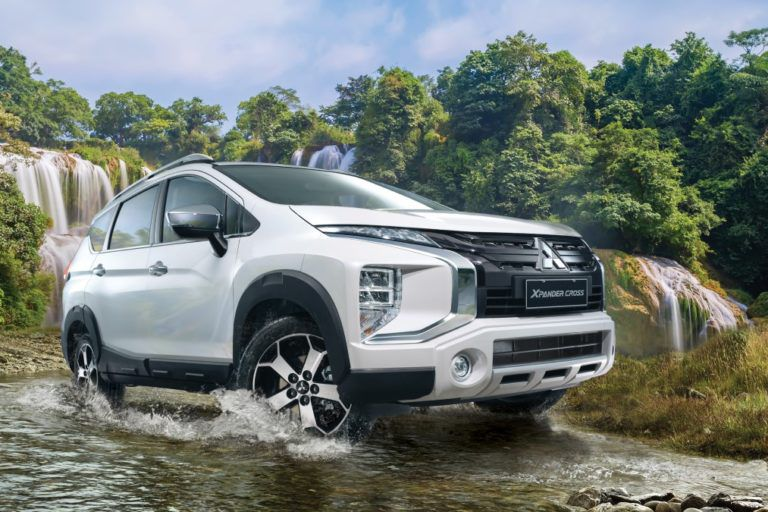 Mitsubishi introduces top of the line Xpander Cross
