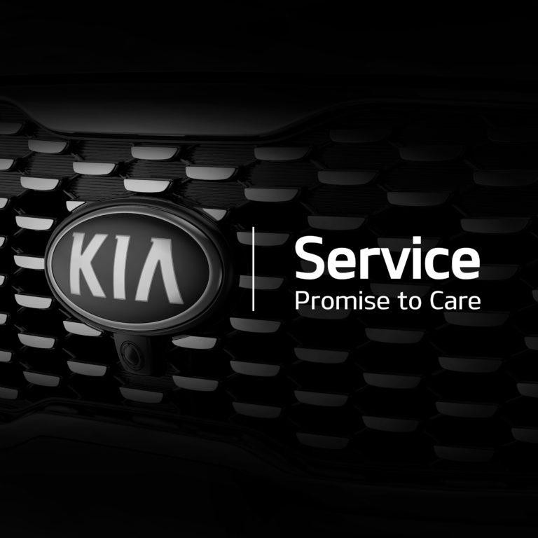 Kia extends 'Promise to Care' services