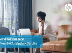 HP helpdesk