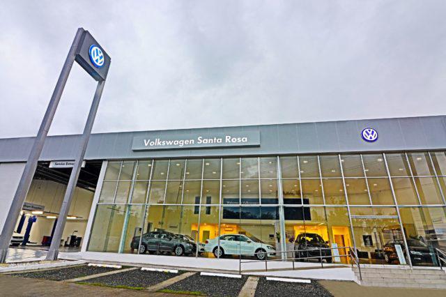Volkswagen dealerships