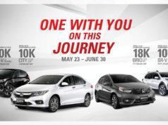 Honda Cars promo