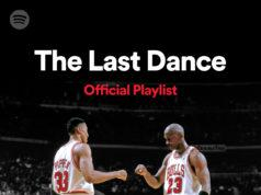 Spotify The Last Dance
