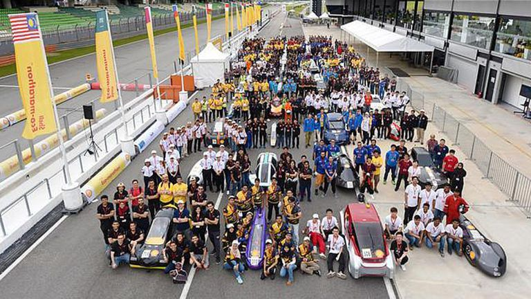 Shell concludes first virtual ECO-marathon Asia Off-Track Awards