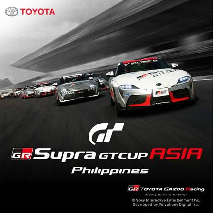 Want to race in the Toyota GR Supra GT Cup? Sign up for the Philippine leg