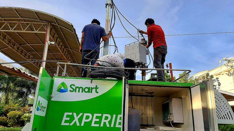 Smart boosts connectivity at the University of Mindanao