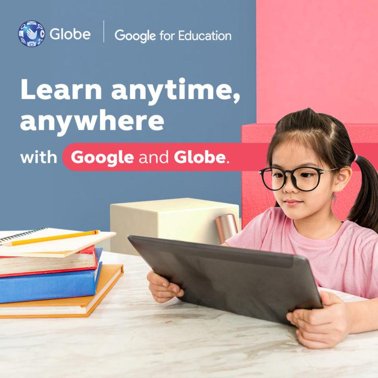 Globe partners with Google for Education to transform digital learning in local schools