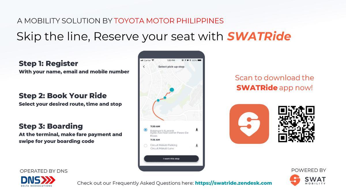 Toyota SWATRide