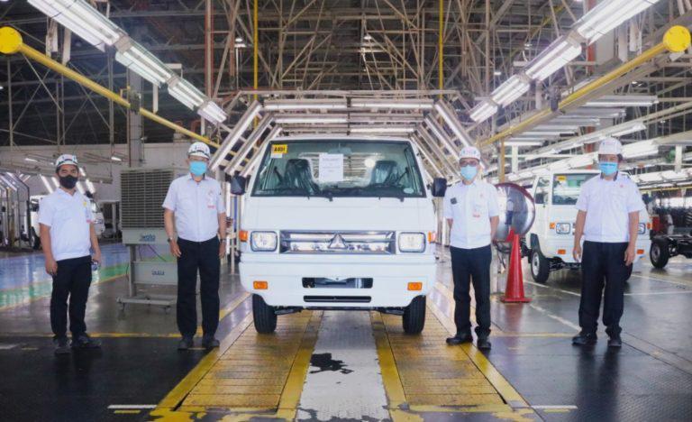 Mitsubishi Motors PH produces 200,000th L300