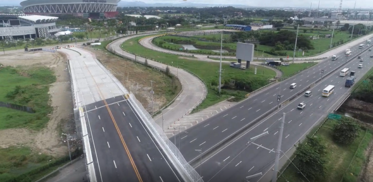 NLEX Philippine Arena interchange reopens Aug 01