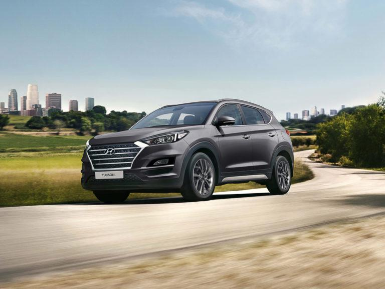 The Hyundai Tucson: More than just your usual SUV