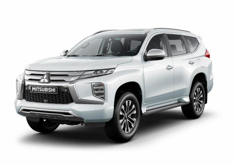 Mitsubishi Montero Sport GT 4×4—a class of its own