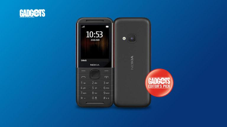 Reviewed: Nokia 5310 (2020)